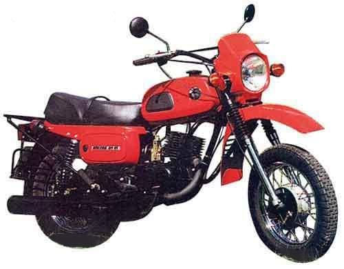 История мотоцикла восход